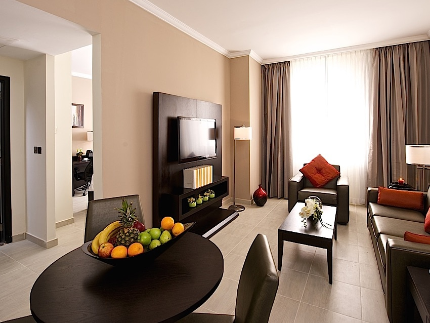 Suites at The Royal Riviera Hotel in Doha, Qatar